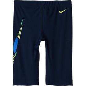Nike Swim Mash Up Jammer-uimahousut Pojat, midnight navy
